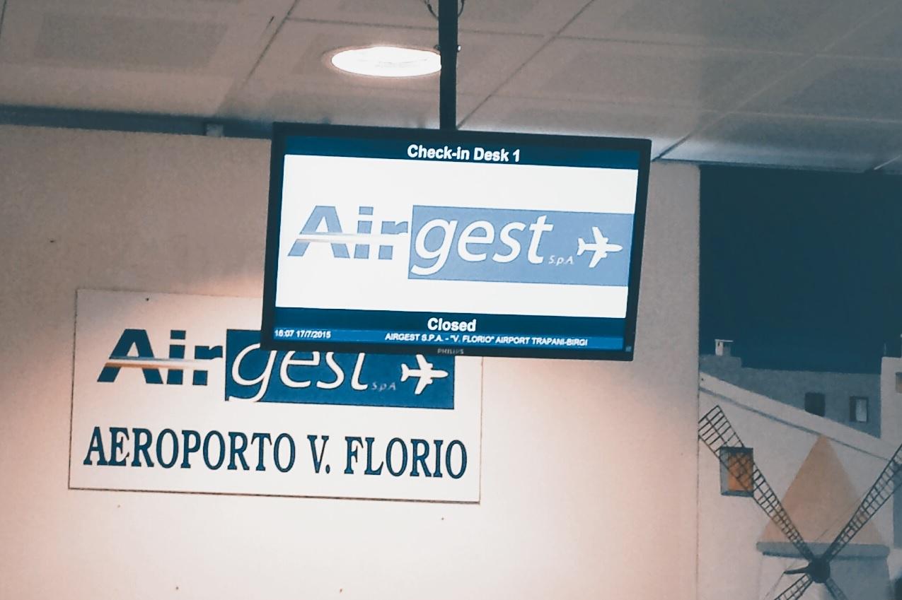 Aeroporto di Trapani: botta e risposta tra l'assessore Turano e il senatore Santangelo