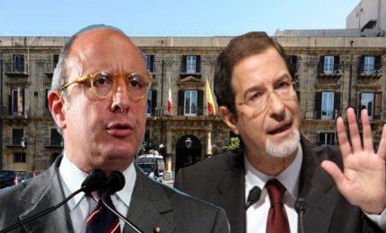 Stop della Corte dei Conti ai 'magheggi' di Governo e Ars: Musumeci e Armao in fuga... Chi malafiura!