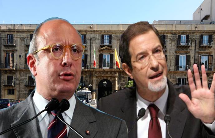 Stop della Corte dei Conti ai 'magheggi' di Governo e Ars: Musumeci e Armao in fuga… Chi malafiura!