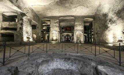 Catacombe di Napoli: Santa Madre Chiesa chiede il 50% degli incassi...