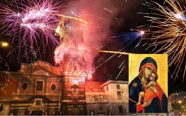 La festa dell'Immacolata Concezione nel Regno delle Due Sicilie