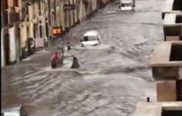 La Sicilia allagata: il presidente Musumeci non scarichi su altri le proprie responsabilità/ MATTINALE 182