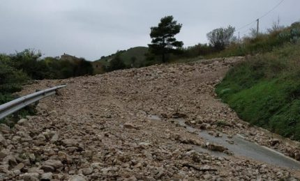 I danni dell'alluvione: l'abbandono del territorio che non dispiace alla mafia