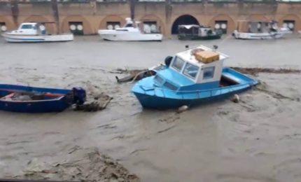 """Mazara allagata: straripa il fiume. L'ira di Cristaldi: """"La Regione incosciente e irresponsabile"""""""
