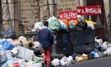 Immondizia non raccolta a Palermo: le Associazioni e Nadia Spallitta preparano la class action