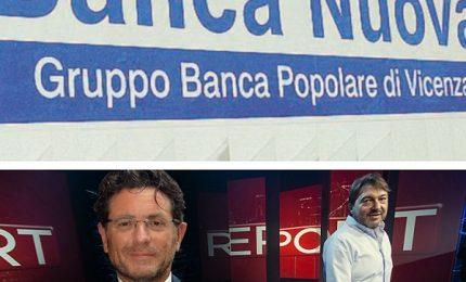 """Report boom: """"Dietro Banca Nuova i Servizi Segreti vicini a Montante"""" VIDEO"""