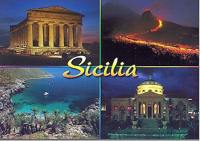 """terza pagina/""""'Ma può esserci al mondo un paese più bello della Sicilia?''"""