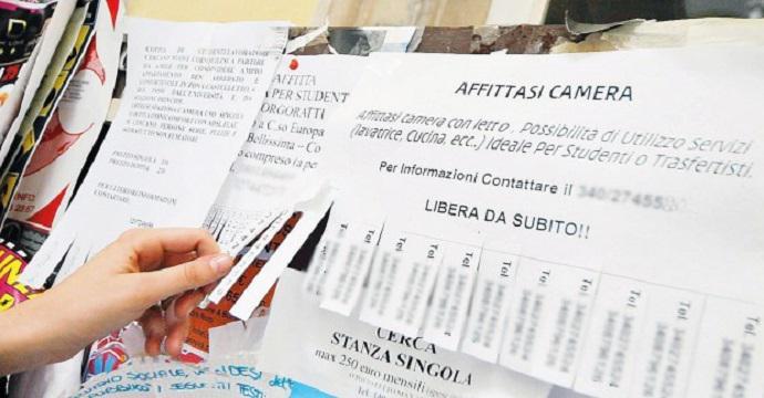A Catania l'Ersu paga 8 mila euro all'anno a posto letto per studente