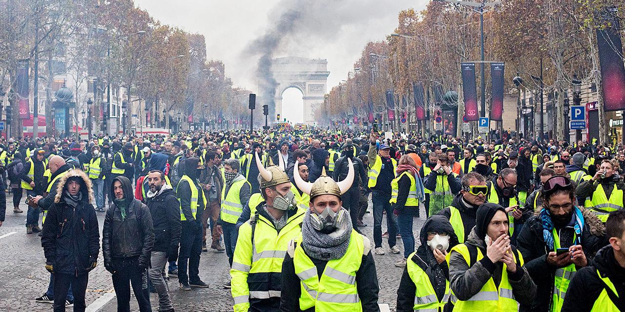 La rivolta dei 'Gilet gialli'. E gli agricoltori siciliani e pugliesi a chi aspettano?/ IL MATTINALE 210