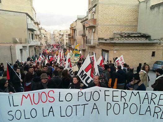 No Muos, oggi manifestazione a Niscemi. I Tg ne parleranno?