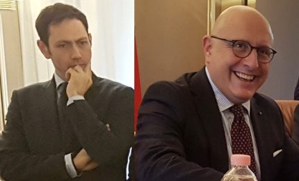 Ars, contestati i neo 'docenti' di Diritto parlamentare Gaetano Armao e Ruggero Razza...