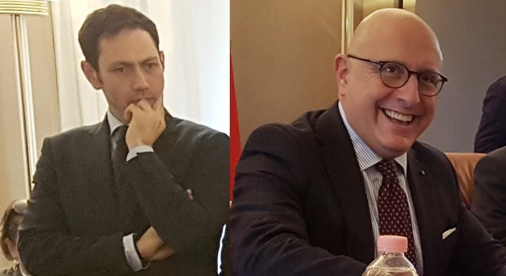 Ars, contestati i neo 'docenti' di Diritto parlamentare Gaetano Armao e Ruggero Razza…