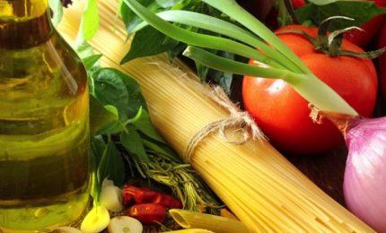 La 'sviolinata' sulla Dieta Mediterranea con grano canadese, olio d'oliva tunisino e pomodoro cinese...