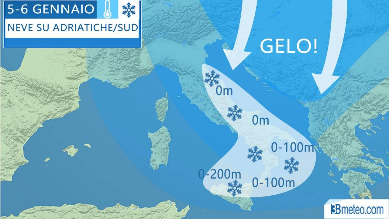 Gelo in Sicilia: precauzioni prese nelle scuole, per i senza tetto, nelle strade e in agricoltura?/ MATTINALE 241
