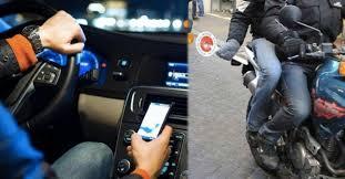 Torino, il Comune lancia i 'Falchi': vigili in borghese per multare chi guida parlando al telefonino