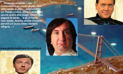 Ponte sullo Stretto di Messina: si fa, non si fa, si fa, non si fa, si fa, non si fa...