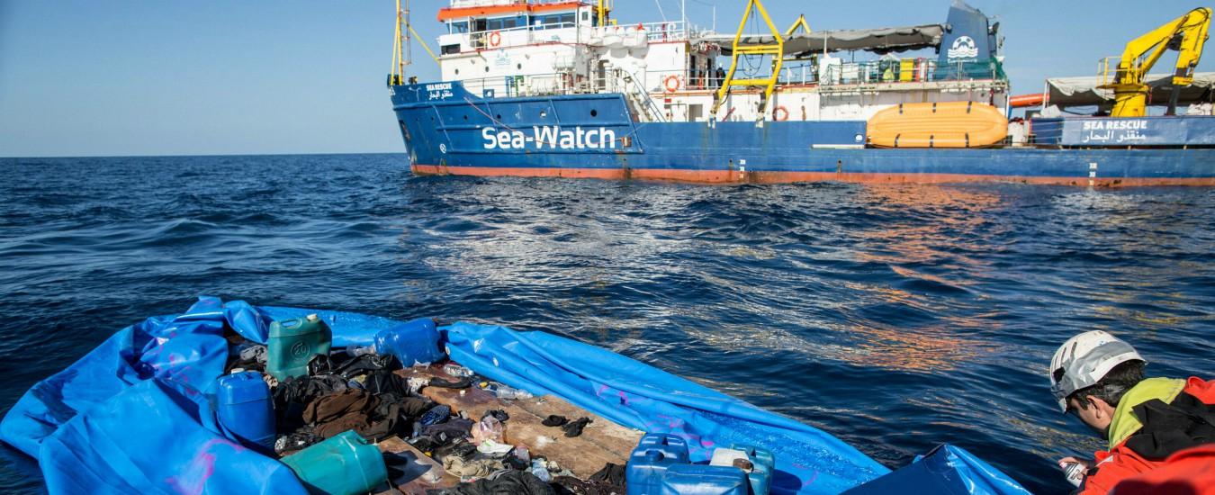 I migranti della Sea Watch in mezzo al mare servono solo a fare perdere voti ai grillini. Ma… / MATTINALE 263