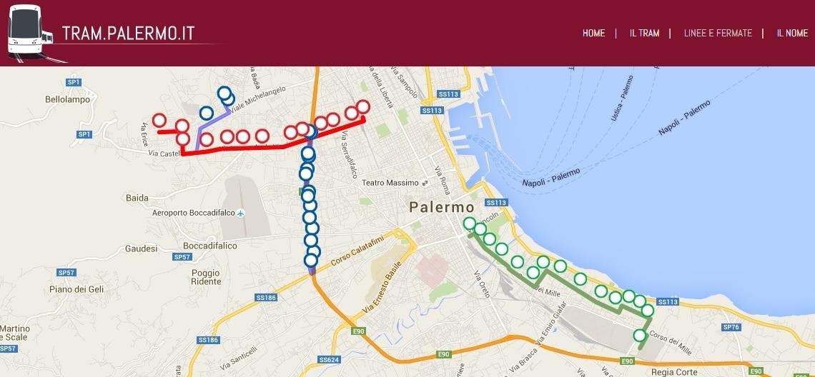 Palermo e i megalomani (e provinciali) delle nuove sette linee di Tram. Vorrebbero imitare Nanchino, ma…
