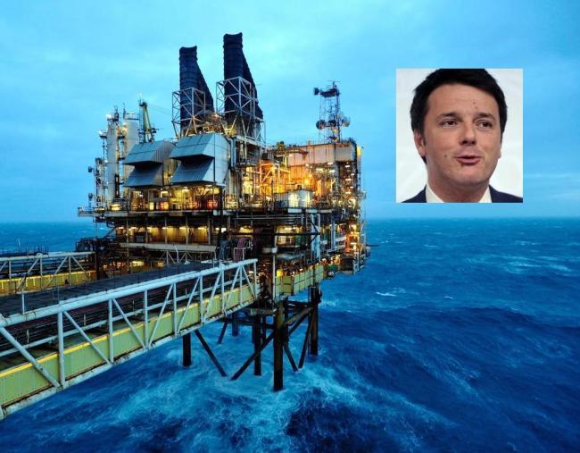 Trivelle: i permessi firmati dal PD di Renzi e il referendum affossato. Grillini in contraddizione