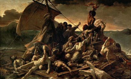 La disperazione della vecchia politica siciliana ricorda 'La zattera della Medusa'