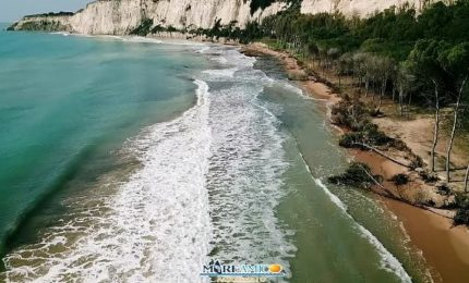 Eraclea Minoa: la Regione 'annuncia' e 'programma', ma la spiaggia non esiste più! (VIDEO)