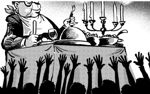 Il lavoro perduto nella brutta Sicilia di oggi e la cattiveria gratuita della povertà d'animo