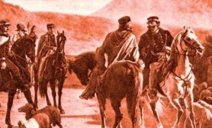 La vera storia dell'impresa dei mille 9/ E da Marsala a Salemi Garibaldi comincia ad arruolare i picciotti di mafia...