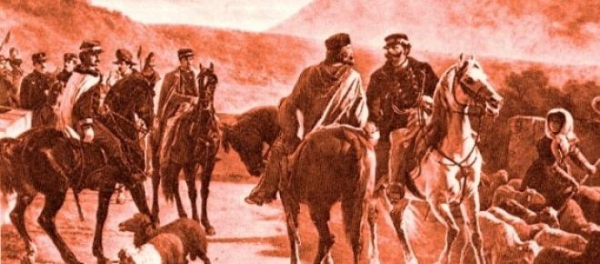 La vera storia dell'impresa dei mille 9/ E da Marsala a Salemi Garibaldi comincia ad arruolare i picciotti di mafia…
