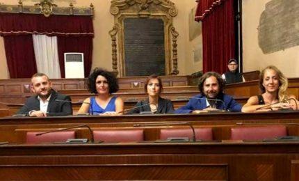 I grillini del Consiglio comunale di Palermo chiedono lo stop al Tram in via Libertà