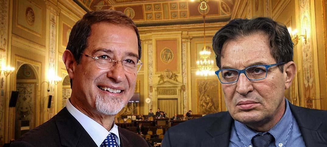 Presidente Musumeci: ai tempi del 'buco' di 2 miliardi di euro del Governo Crocetta lei dov'era?