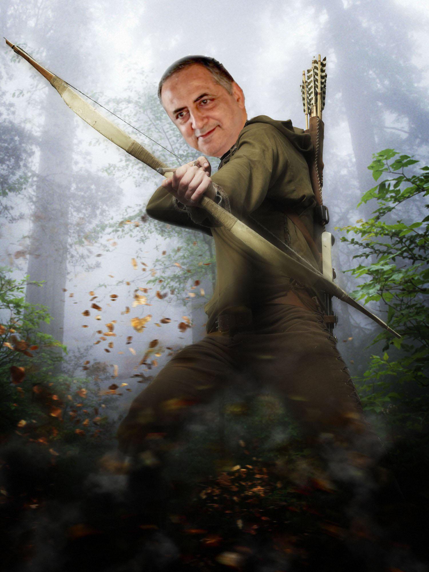 Roberto Lagalla: l'assessore che confonde il ruolo di Robin Hood