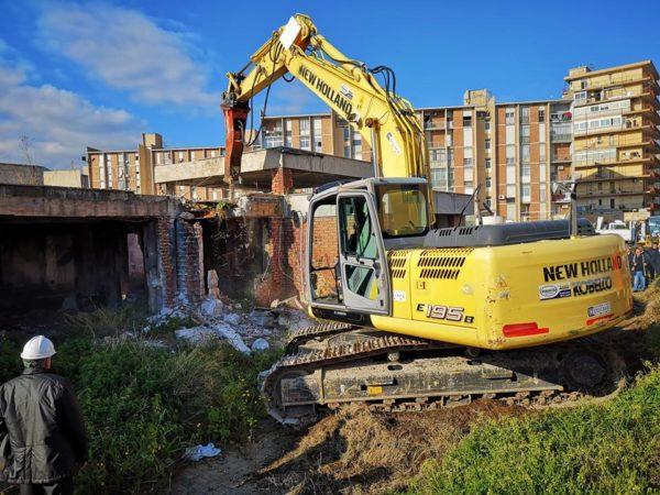 La demolizione del rudere dello Sperone è una sconfitta per Palermo!