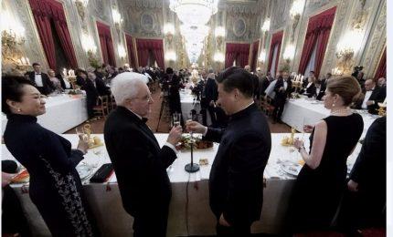 Con la visita di Xi Jinping l'Italia torna protagonista sulla scena politica mondiale
