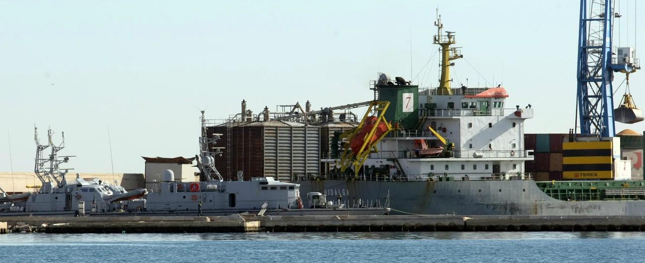 Sabato 9 marzo manifestazione al Porto di Catania per bloccare il grano che arriva con le navi/ MATTINALE 299