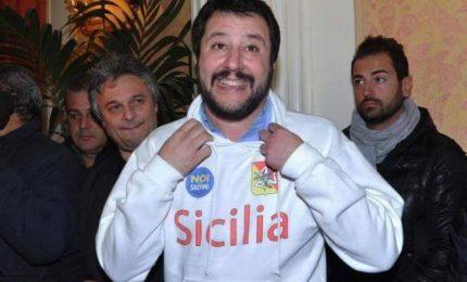 Perché la 'calata' della Lega di Salvini in Sicilia è una seconda impresa del Mille!/ MATTINALE 320
