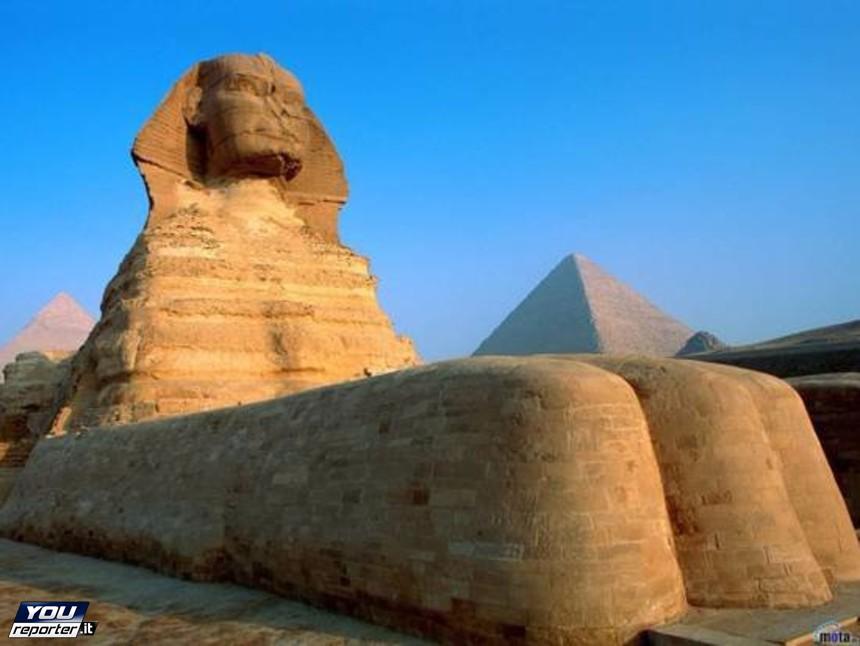 L'Equinozio di Primavera e il mistero della Sfinge nella Piana di Giza in Egitto