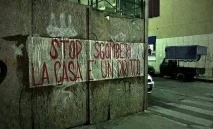 Palermo, residenze anagrafiche per i migranti, sgomberi per i senza casa della città