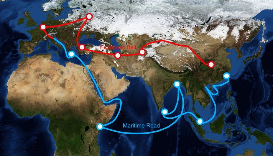 La Via della Seta tra Italia e Cina? Ci ricorda il 1982: l'America di Reagan, i missili Cruise di Comiso e…