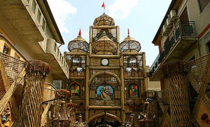 Gli Archi di Pasqua di San Biagio Platani tra storia e tradizioni