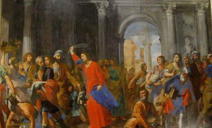 Così come Gesù cacciò i mercanti dal Tempio, i siciliani dovrebbero cacciare i politici inutili
