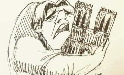 L'incendio della cattedrale di Notre-Dame e il messaggio immortale di Victor Hugo