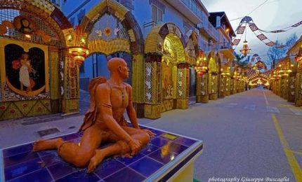 Gli 'Archi di Pasqua' e il cuore aperto di San Biagio Platani e dei suoi meravigliosi abitanti