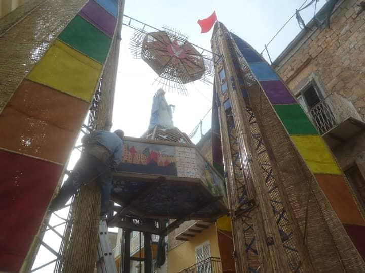 In Sicilia l'altra faccia dell'umanità nel portale dei 'Madunnara' a San Biagio Platani
