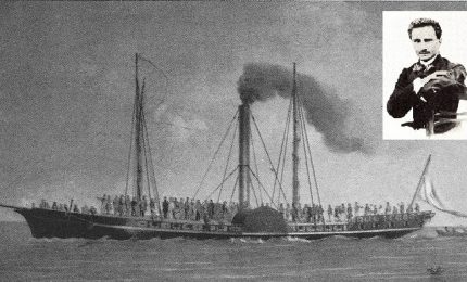 Il naufragio del piroscafo 'Ercole' e la morte di Ippolito Nievo, prima 'strage di Stato' italiana