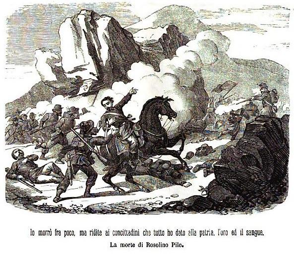 La vera storia dell'impresa dei Mille 19/ Garibaldi sconfitto a Pioppo e salvato dai traditori. Il 'giallo' della morte di Rosolino Pilo
