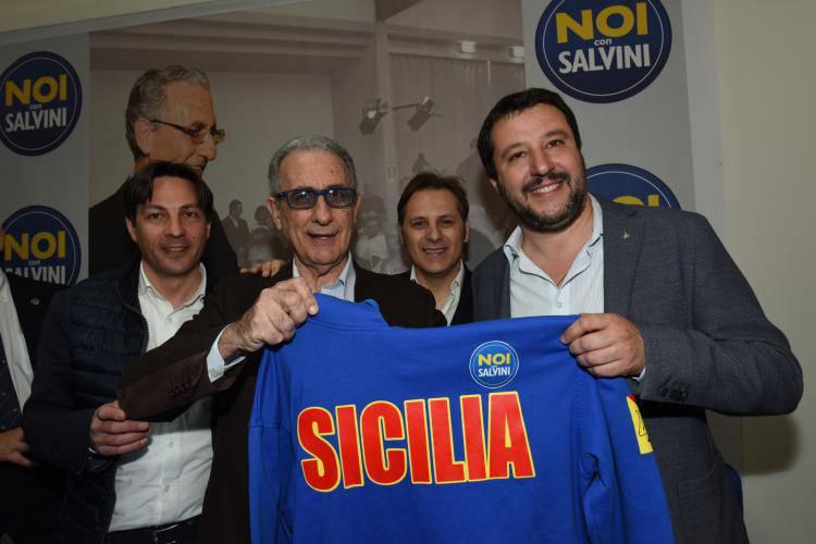 Elezioni europee: cosa scriveranno nei manifesti i candidati della Lega di Salvini in Sicilia?