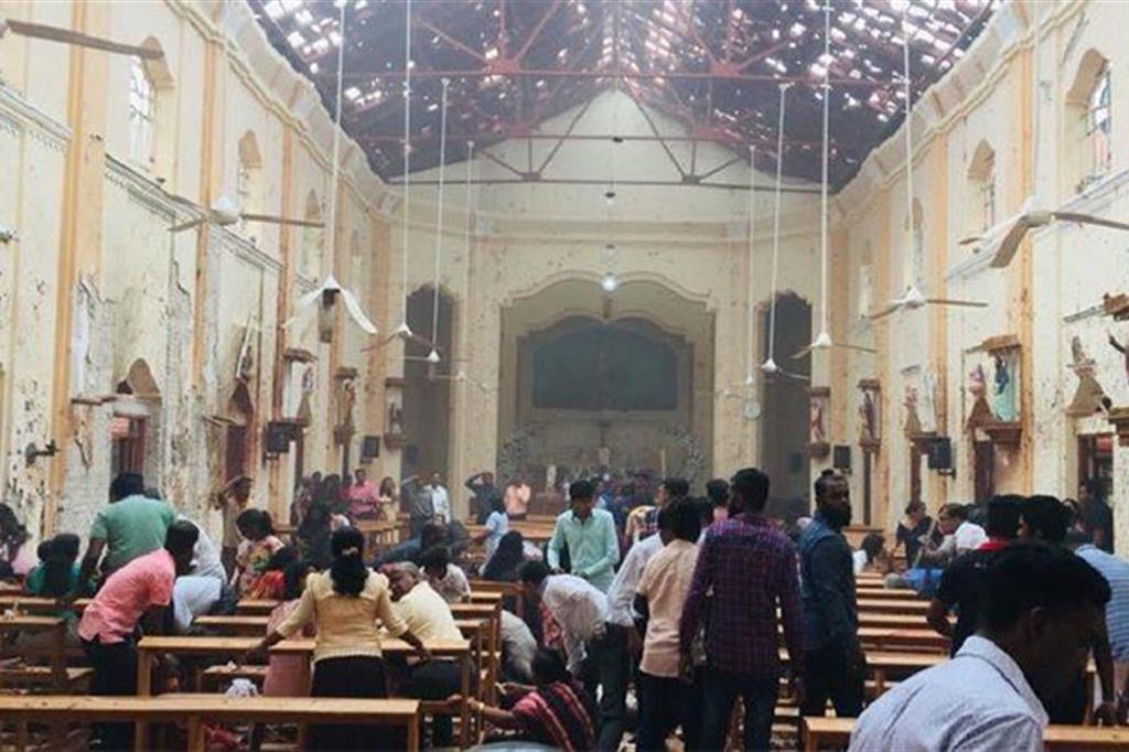 La strage in Sri Lanka, 'Sicilia dell'Oceano Indiano', potrebbe essere un avvertimento a Papa Francesco