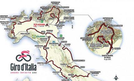 Ciclismo: il Giro d'Italia snobba il Sud. Motivo: strade troppo dissestate (dal Nord che si è preso i nostri soldi)