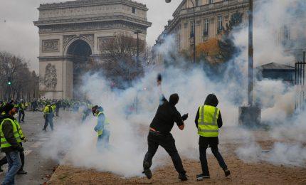 Scendi in piazza per il lavoro e contro il capitale? Sei antisemita e fascista...
