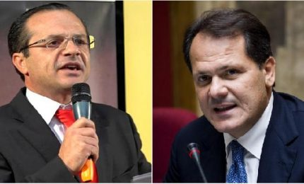 Post elezioni: tra Forza Italia, Saverio Romano e Cateno De Luca è l'ora dei veleni